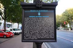 DSC00020アルメニア人の歴史Cathedorale Apostolique (noisetterose_kae) Tags: 南仏旅行 マルセイユ プラド通り avenueduprado 教会 朝散歩