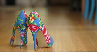 Stilettoe heels