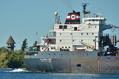 MV Algowood (Arkangel Productions) Tags: thousand 1000 islands st lawrence river algoma central mv algowood clayton