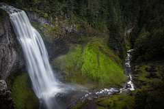 Salt Creek Falls (michellelynn) Tags: salt creek falls waterfall oregon willamette river spring canyon landscape pacific northwest green