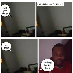 me being bored (stanbstanb) Tags: lomics comics being bored chillin invisible nothing