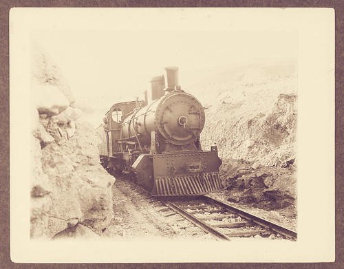 Hedjaz Railway - The Official Hedjaz Railway Photo Album - Photo Nr. 1