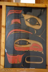 Teslin Tlingit Heritage Centre (demeeschter) Tags: canada yukon territory teslin lake town heritage center native american tlingit historical museum art attraction