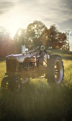 Working the Field (Phillip Haumesser Photography) Tags: boy kid child tractor farmer farm farming happy fall philliphaumesser