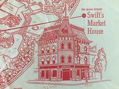 Swift Market House (Retrolandia) Tags: disneyland 1960s