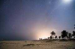Full moon night at the beach (Paulo Nunes Jr.) Tags: conde cidadesnordestinas full moon lua cheia beach praia coqueiro