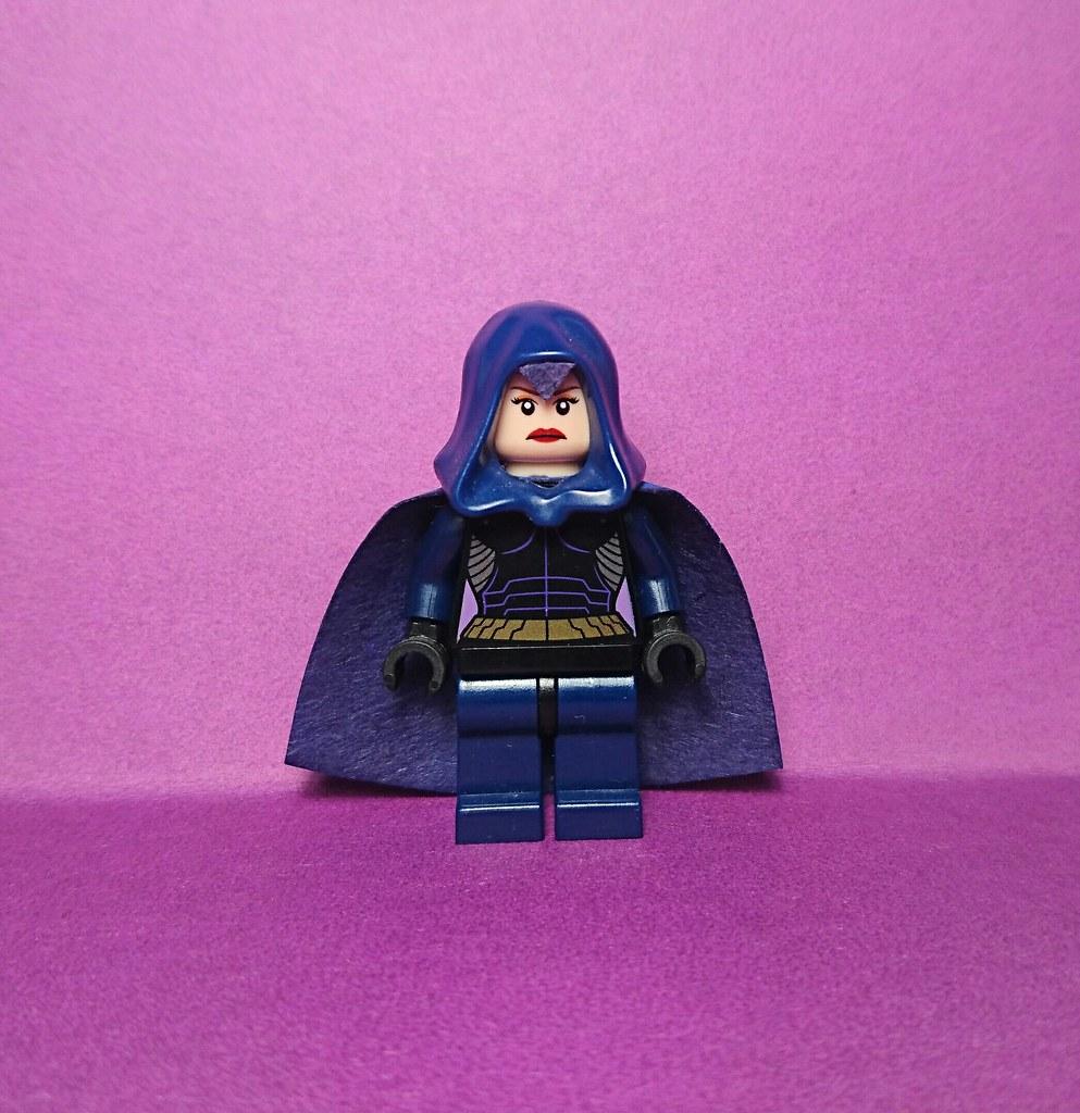 Raven Teen Titans Go Mask