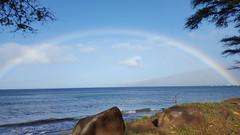 Rainbow in Kihei, Maui Hawaii (MauiWeb) Tags: rainbows kihei mauihawaii