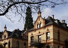 Wiesbaden, Nerotal, Villa (HEN-Magonza) Tags: wiesbaden nerotal villa hessen hesse deutschland germany