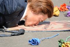 2016. Tokyo. Tokio. (Marisa y Angel) Tags: 2016 japan japón tokio tokyo yoyogikoen artistacallejero streetartist