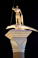 Column of St. Theodore - Venetian in Las Vegas, NV. (GMLSKIS) Tags: lasvegas nevada sincity column sttheodore venetian