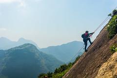 DSC_6015 (sergeysemendyaev) Tags: 2016 rio riodejaneiro brazil pedradagavea    hiking adventure best    travel nature   landscape scenery rock mountain    high ascend  carrasqueira risk  climbing