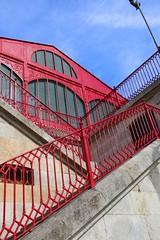 IMG_1820 (AndyMc87) Tags: colourful red porto sky house railing mercado ferreira borges hard club canon eos 6d 2470