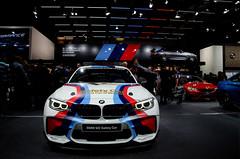BMW M2 Safety Car (Joseph Trojani) Tags: bmw bmwsafetycar safety car safetycar bmwm m bmwm2 nikon d7000 salondelautomobileparis2016 auto motor show paris motorshow
