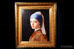 20161112-70-Claire with a pearl earring by Tim Jenison (Roger T Wong) Tags: 2016 australia hobart mona museumofoldandnewart ontheoriginofart rogertwong sel1635z sony1635 sonya7ii sonyalpha7ii sonyfe1635mmf4zaosscarlzeissvariotessart sonyilce7m2 tasmania art exhibition