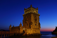 Belm Tower, Lisboa, Portugal () Tags: belmtower lisboa portugal canon 6d unesco worldheritage nightview 1740l frank photographer relax vacation moonfestival