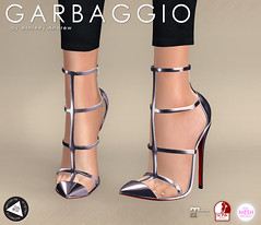 #unitedandkind (Ashleey Andrew) Tags: garbaggio sl secondlife second life virtual world apparel fashion footwear accessories unitedandkind shoes original mesh