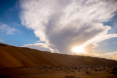 Desert sand dune, Bidiya, Oman (CamelKW) Tags: omanfeb2016 desert sand dune bidiya oman