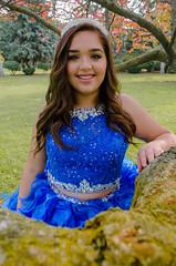DSC_0538-26 (interfectvm) Tags: girl dress blue quince hispanic latina woman female beauty fashion culture