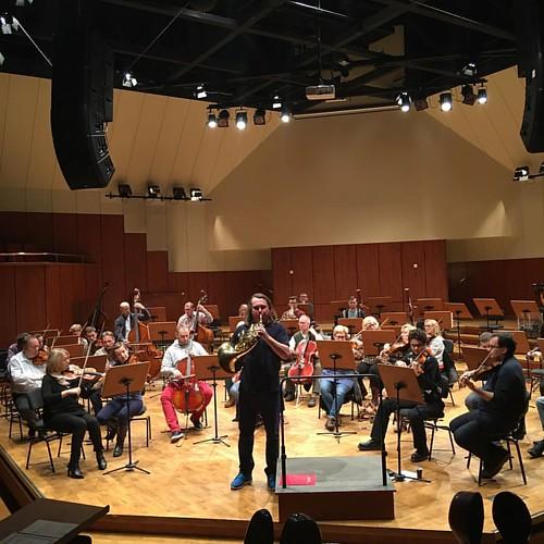 #Rehearsing #Horn #concert for 2.12.2016 #DariuszMikulski #Conductor & #Soloist #FilharmoniaDolnoslaska #JeleniaGora #Hirschberg #NiederschlesischePhilharmonie #Mozart #LaClemenzaDiTito #HornConcert #Beethoven #Sinfonie No 5