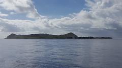 The island of 'Aunu'u