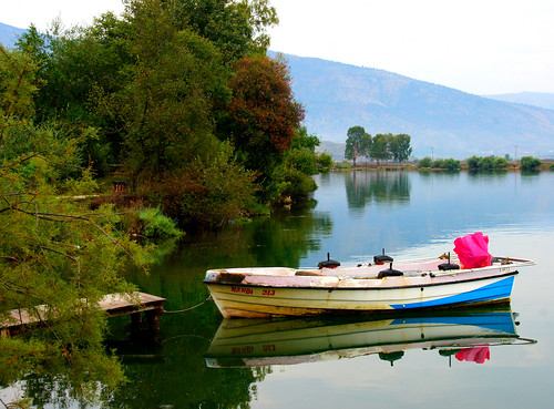 QUIET WATERS, BUTRINT, ALBANIA