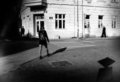 crossroad (Zlatko Vickovic) Tags: streetstreetphoto streetphotography streetphotographybw streetbw streetphotobw blackandwhite monochrome zlatkovickovic zlatkovickovicphotography novisad serbia vojvodina srbija