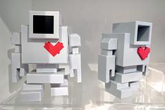 lovebots (Ian Muttoo) Tags: img20161104172649edit ontario canada gimp toronto lovebot