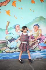 2016-10-30-16h46m26 (LittleBunny Chiu) Tags: 台中 洗衣壁畫 壁畫 西屯區 taichung