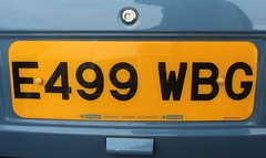 E499 WBG (4) (Nivek.Old.Gold) Tags: 1988 nissan micra ls 3door 988cc birkdalegarage southport aca