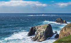 Land's End III (stauffi2012) Tags: 2016 cornwall england urlaub wasser water seaside kste unschrfe ngc
