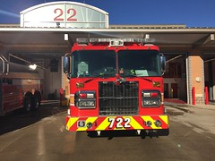 Montgomery County Fire and Rescue Service Engine 722 (Triborough) Tags: md maryland montgomerycounty germantown kingsview mcfd mcfrs montgomerycountyfiredepartment montgomerycountyfireandrescueservice firetruck fireengine engine engine722 spartan crimson