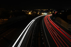 Long exposure trafic (alexsv92) Tags: