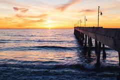 Sunset @ Pacifica Pier