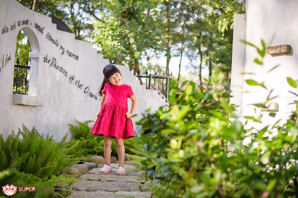 河岸森林,兒童寫真,小朱爸