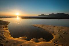 sea sand sun (corsicagwen) Tags: sunset sunrise ajaccio corsica sans beach sea sun landscape