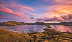 Sunset at Gili Laba, Flores (syukaery) Tags: flores indonesia ntt travel sunset landscape nikon d750