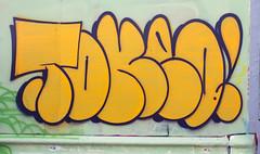 TOKEO THRO (Rodosaw) Tags: documentation of culture chicago graffiti photography street art subculture lurrkgod mul tokeo