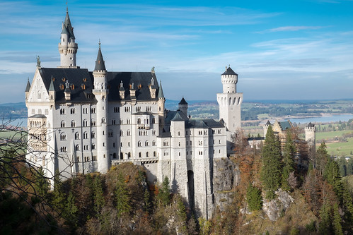 2016-11-04 Neuschwanstein Castle (5)