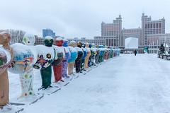 Astana (Granmuc) Tags: kazakhstan astana ms03tweetup buildings expo2017 winter snow city