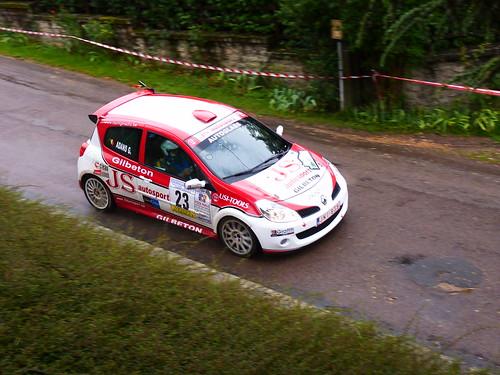 Rallye de Bourgogne 2011