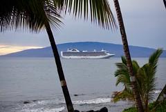 Grand Princess @ Lahaina (Thanks for over 1.5 Million Views!) Tags: sony dscrx100m4 grandprincess lahaina maui hawaii