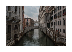 Bridge of Sighs II (andyrousephotography) Tags: venice bridgeofsighs bridge arch dogespalace architecture buildings morning lost wander calledelacanonica andyrouse canon eos 5d mkiii