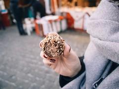 Cookie? (borishots) Tags: cookies cookie chocolate cake hazel hazelnut sweet sugar food foodporn eat hands bokeh bokehlicious oslo norway scandinavia analog retro vintage olympusem5 olympus12mmf2 wideopen wideangle grain colors colorful krkojzla borishots