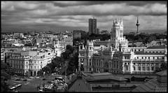 Plaza de Cibeles Madrid (Michael H. Frank) Tags: madrid españa spain spanien plaza de cibeles