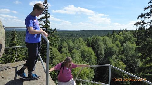 Wanderung zur Steinernen Renne Ottofelsen (5)
