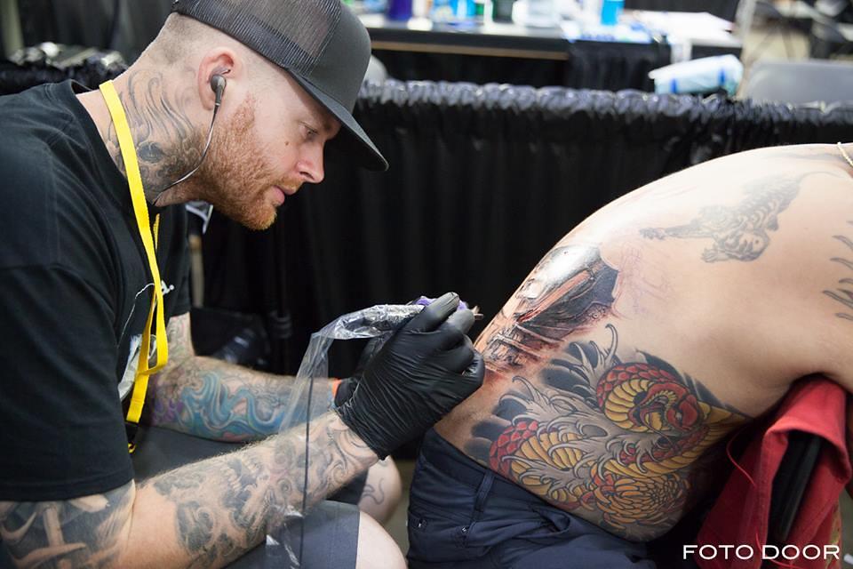Tattoo expo hawaii blaisdell for Tattoo expo hawaii