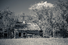The Wood Stove House (RWTurenne) Tags: abandoned farmhouse homestead woodstove