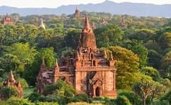 Bagan, Myanmar  D810 2117 (tango-) Tags: burma myanmar pagan bagan birmania    bagantemples baganpagodas