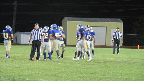 """Center Vs. St. Pius X - Sept 18, 2015 • <a style=""""font-size:0.8em;"""" href=""""http://www.flickr.com/photos/134567481@N04/21342599168/"""" target=""""_blank"""">View on Flickr</a>"""